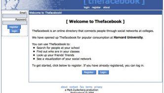 Facebook: Primjer brze promjene i potrebe za brzom prilagodbom