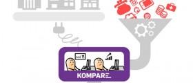 Kompare.hr – online servis za usporedbe