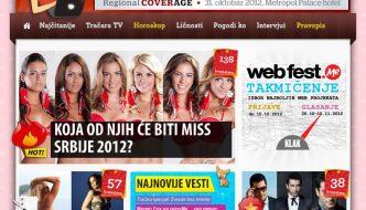Tračara – prvi srpski internet tabloid